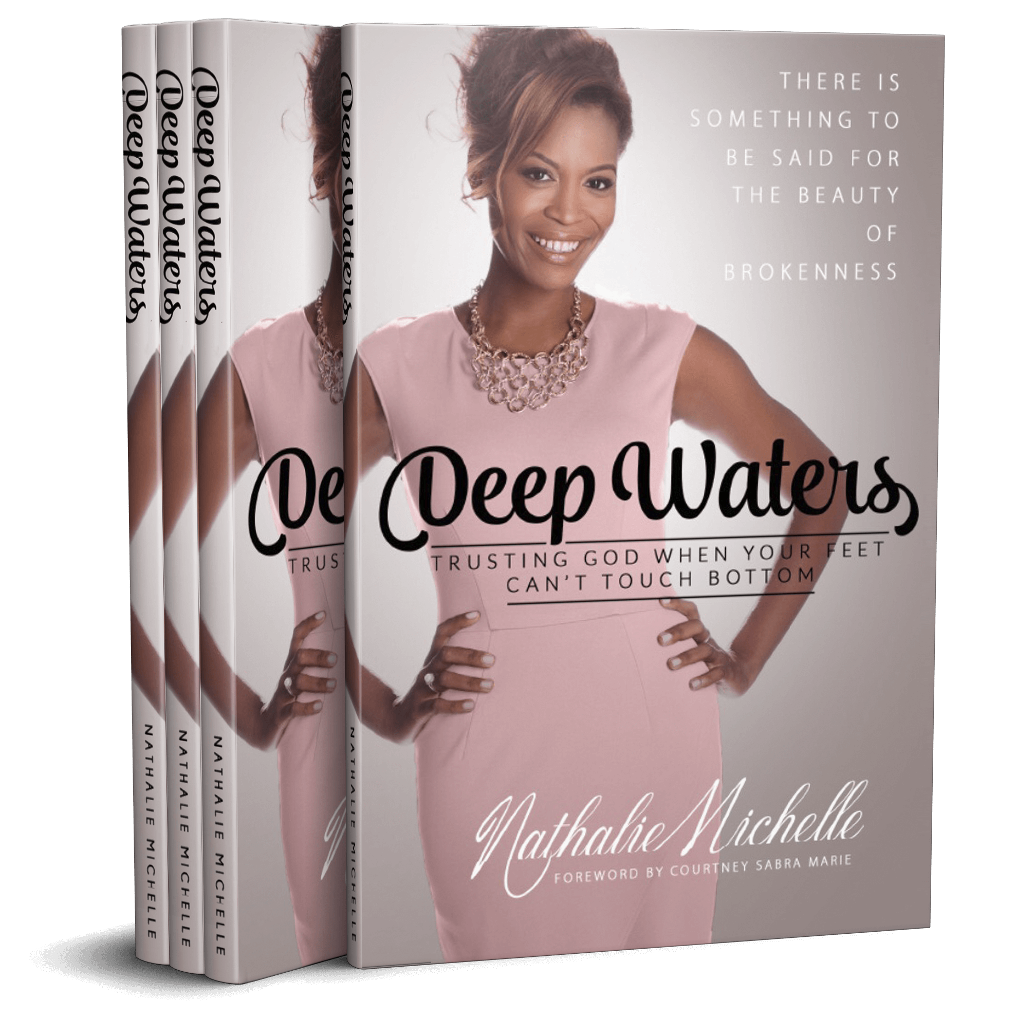 Deep Waters Book